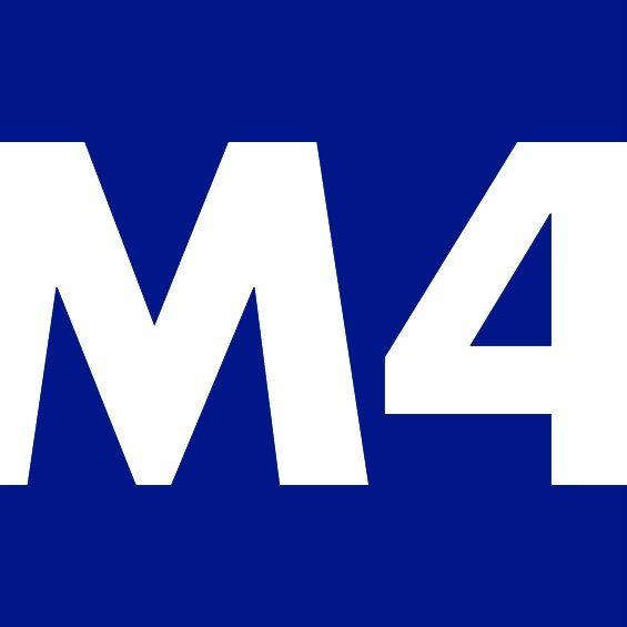 Logo Metro 4 - Milano